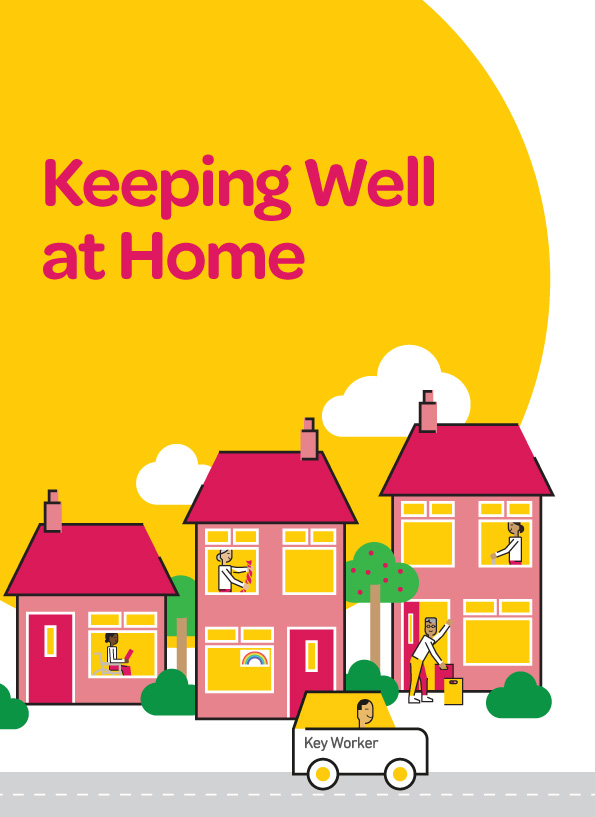 Keep Well Booklet front